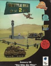 Cover von Battle Isle 2 Scenery CD - Das Erbe des Titan