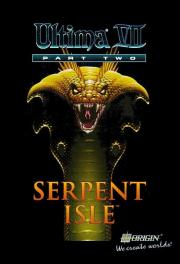Cover von Ultima 7 - Teil 2: The Serpent Isle