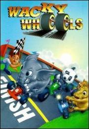 Cover von Wacky Wheels