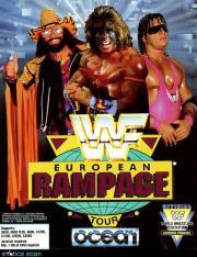 Cover von WWF - European Rampage