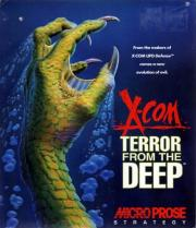 Cover von X-COM - Terror from the Deep