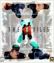 Cover von X-Files - The Game