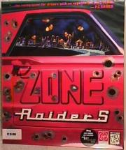 Cover von Zone Raiders