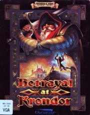 Cover von Betrayal at Krondor