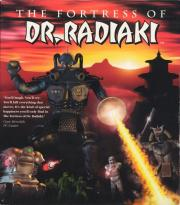 Cover von The Fortress of Dr. Radiaki