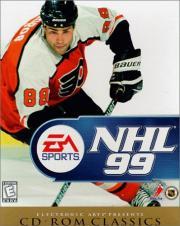 Cover von NHL 99