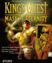 Cover von King's Quest 8 - Maske der Ewigkeit