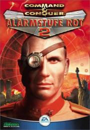 Cover von Command & Conquer - Alarmstufe Rot 2