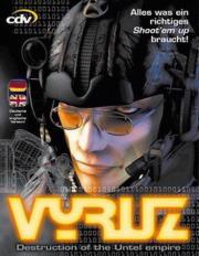 Cover von Vyruz - Destruction of the Untel Empire