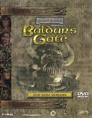 Cover von Baldur's Gate