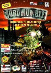 Cover von RoboRumble