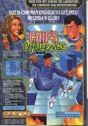 Cover von Chip's Challenge