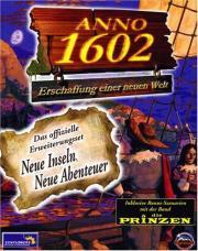 Cover von Anno 1602 - Neue Inseln, Neue Abenteuer
