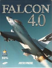 Cover von Falcon 4.0