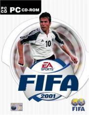 Cover von FIFA 2001