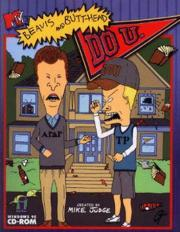 Cover von Beavis and Butt-Head Do-U