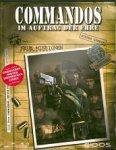 Cover von Commandos - Im Auftrag der Ehre