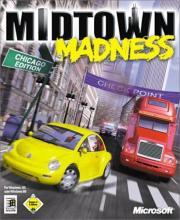 Cover von Midtown Madness