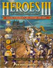 Cover von Heroes of Might and Magic 3