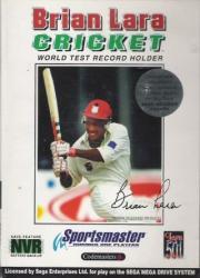 Cover von Brian Lara Cricket