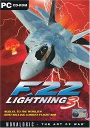 Cover von F-22 Lightning 3