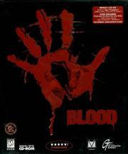 Cover von Blood