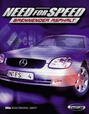 Cover von Need for Speed - Brennender Asphalt