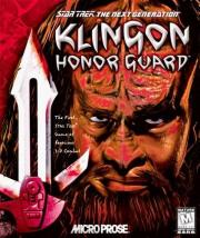 Cover von Star Trek - Klingon Honor Guard