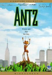 Cover von Antz!