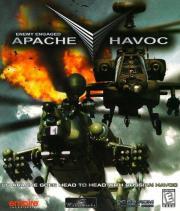 Cover von Apache Havoc