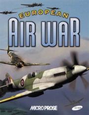Cover von European Air War