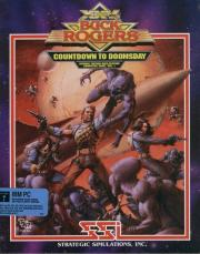 Cover von Buck Rogers - Countdown to Doomsday