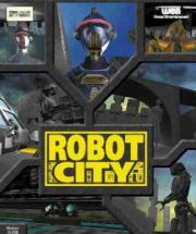 Cover von Robot City