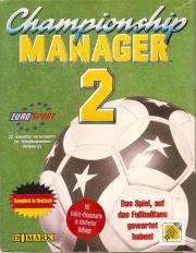 Cover von Championship Manager 2