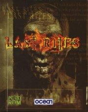 Cover von Last Rites