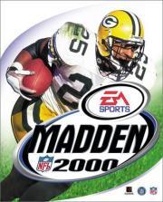 Cover von Madden NFL 2000