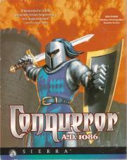 Cover von Conqueror 1086 A.D.