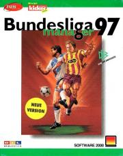 Cover von Bundesliga Manager 97