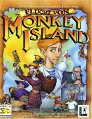 Cover von Flucht von Monkey Island
