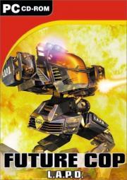 Cover von Future Cop - LAPD