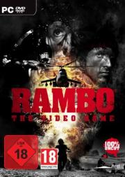 Cover von Rambo - The Video Game