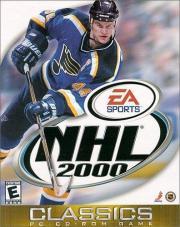 Cover von NHL 2000