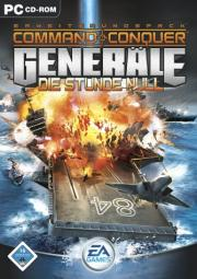 Cover von Command & Conquer - Generäle: Die Stunde Null