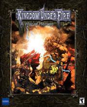Cover von Kingdom Under Fire