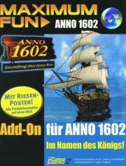 Cover von Anno 1602 - Im Namen des Königs