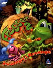 Cover von Frogger 2 - Swampy's Revenge
