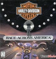 Cover von Harley-Davidson - Race across America