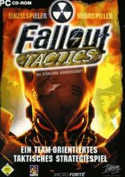 Cover von Fallout Tactics
