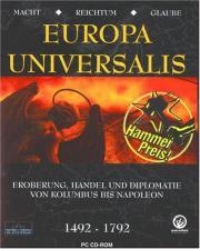 Cover von Europa Universalis