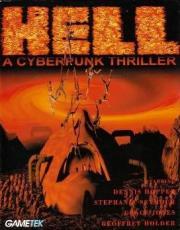 Cover von Hell - A Cyberpunk Thriller